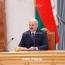 Лукашенко: Баку может доверять Минску, вы нам не чужие, вы наши братья