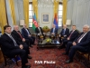 Armenian, Azerbaijani presidents finally meet on Karabakh