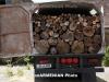Գյումրիի անապահով ընտանիքներին վառելափայտ է բաժանվում