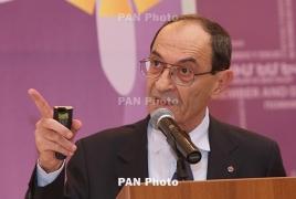 Armenia's deputy FM blasts Azeri official's 'caveman mentality'