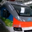 Armenia testing new and modern electric train