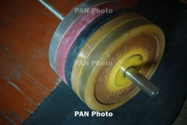Armenian lifter wins 3 medals at European Championships