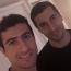 Мхитарян встретился в Лиссабоне с партнером по сборной Армении Казаряном
