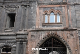Historic Armenian city regaining erstwhile beauty