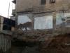 В Баку начали бульдозером сносить дом вместе с жильцами