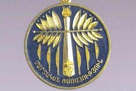 Погибший в Карабахе военнослужащий посмертно награжден медалью «За боевые заслуги»