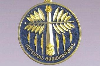 Karabakh serviceman posthumously awarded for bravery