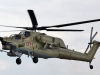 Russia unveils first batch of MI-28UB helicopters