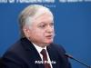Налбандян: Баку продолжает нарушения режима перемирия после встречи Саргсян-Алиев в Женеве