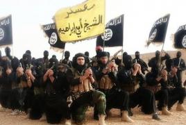 Islamic State slaughters civilians in Syria's Al-Qaryatayn