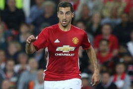 Film about Man United midfield Armenian Mkhitaryan coming soon