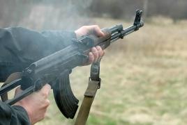 Russian soldier kills fellow trooper in Armenia, then shoots himself