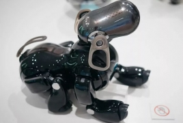 Sony announcing new dog-shaped pet robot next month