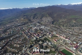 Members of Mexican parliament visiting Artsakh