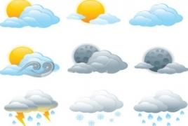 В Армении похолодает на 3-4 градуса