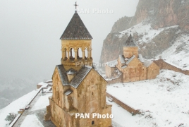 Top Armenian tourist sites in focus of digital preservation project