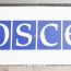 OSCE monitoring in Karabakh passes in accordance with plans