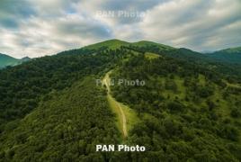 Armenia and Karabakh from a bird's eye view: Travelblog.lv
