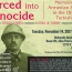 'Forced into Genocide' presents memoirs of Armenian soldier