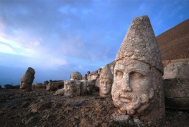 Mount Nemrut and royal Armenian tomb attracted 52,000 tourists in 2017