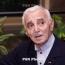 Israeli president says Aznavour's 'La Boheme' was