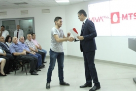VivaCell-MTS covered 750 Armenian students' tuition fees since 2011