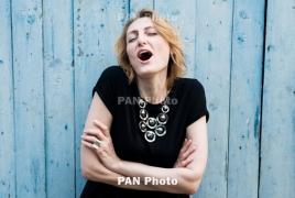 «Манюня» Наринэ Абгарян вышла на армянском: Писательница представит книгу 11 ноября