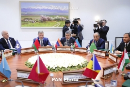 CIS trade deal, direct flights in focus of Armenian PM's visit to Tashkent