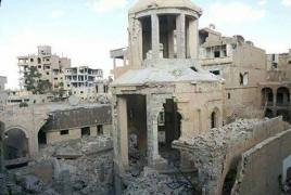 Syrian army liberates Armenian Genocide memorial in Deir ez-Zor