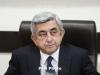 Texas shooting: Armenia president extends sympathy to Trump