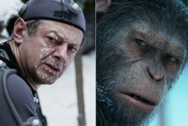 Andy Serkis on whether algorithms can take over actors' jobs