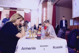 Armenian teams fail European Team Chess Champioship bid