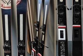 Boston-Armenian scientist helps develop skis with shape-memory tech