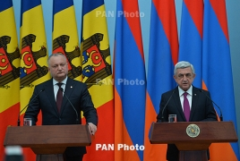 President Sargsyan reiterates Armenia's position on Karabakh