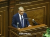 Artsakh people in charge of their own fate: Armenia parliament speaker