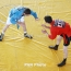 Armenia's Tigran Kirakosyan wins gold at Sambo World Championships