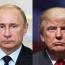 Trump, Putin urge global humanitarian assistance to Syria