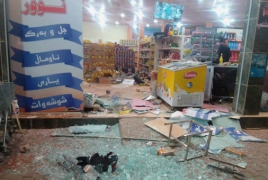 Deadly quake on Iran-Iraq border felt in Armenia