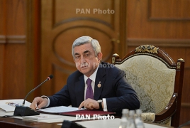 Armenia extends sympathy to Iran following deadly earthquake