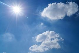 В Армении потеплеет на 2-3 градуса