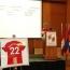 Canadian Armenians pay $20,000 for Henrikh Mkhitaryan's t-shirt at action