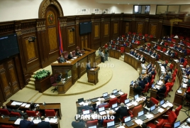 Armenian parliament approves new law on military service
