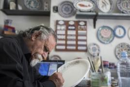 Armenian artist keeps ceramic art alive in Jerusalem: Al-Monitor