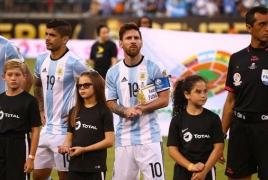 Каждый матч сборной Аргентины посетит около 20 тысяч аргентинских болельщиков