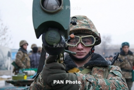 Armenian borders equipped with new Igla-S and Igla-Super missiles