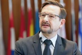 OSCE Sec Gen urges Karabakh sides to resume negotiations