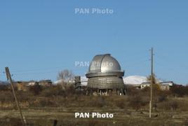 Դենդրոպարկ՝ Բյուրականի աստղադիտարանին պատկանող տարածքում