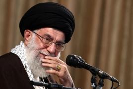 Top Iran Revolutionary Guards official celebrates