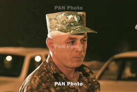 Karabakh army chief: Conflict settlement will be painful 'for others'