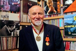 Jazz producer George Avakian, Armenian by ethnicity, dies aged 98